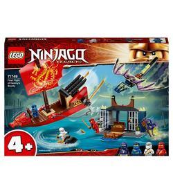 71749 – LEGO® Ninjago - L'ultime QG des ninjas