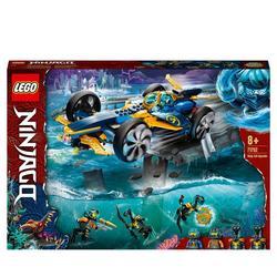 71752 - LEGO® Ninjago - Le bolide ninja sous-marin