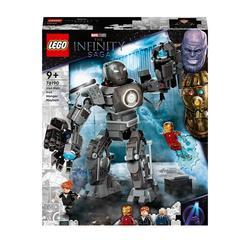76190 - LEGO® Marvel Super Heroes - Iron Man : la destruction d'Iron Monger