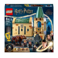 76387 - LEGO® Harry Potter - Poudlard : rencontre avec Touffu