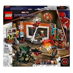 76185 - LEGO® Marvel Super Heroes - Spider-Man dans l'atelier du Saint des Saints