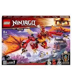 71753 - LEGO® Ninjago - L'attaque du dragon de feu