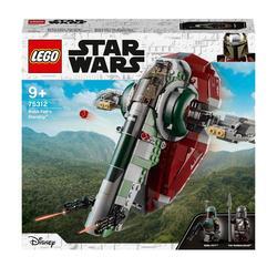 75312 - LEGO® Star Wars™ - Le vaisseau de Boba Fett