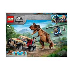 76941 - LEGO® Jurassic World - La chasse du Carnotaurus
