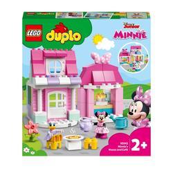 10942 - LEGO® DUPLO - La maison et le café de Minnie