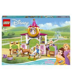 43195 - LEGO® Disney Princess - Les écuries royales de Belle et Raiponce