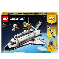 31117 - LEGO ® Creator - L'aventure en navette spatiale