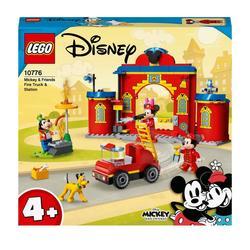 10776 - LEGO® Disney - La caserne et le camion de Mickey