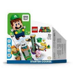 71387 - LEGO® Super Mario - Pack de Démarrage Les Aventures de Luigi