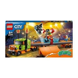 60294 - LEGO® City Stuntz - Le camion de spectacle des cascadeurs