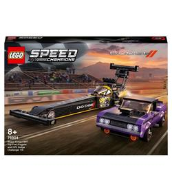 76904 - LEGO® Speed Champions - Set Dragster Muscle Car