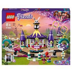 41685 - LEGO® Friends - Les montagnes russes de la fête foraine magique
