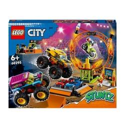 60295 - LEGO® City Stuntz - L'arène de spectacle des cascadeurs