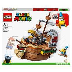 71391 - LEGO® Super Mario - Ensemble d'extension La forteresse volante de Bowser