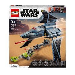 75314 - LEGO® Star Wars™ - La navette d'attaque du Bad Batch™