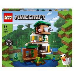 21174 - LEGO® Minecraft - La cabane moderne dans l'arbre