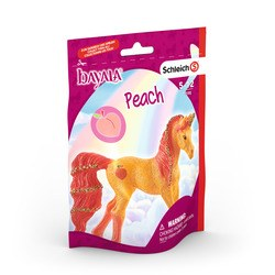 Poulain licorne Peach