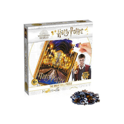 Puzzle Harry Potter Great Hall 500 pièces