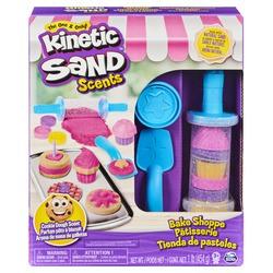 Kinetic Sand - Coffret pâtisserie Parfumées- Sable magique à modeler