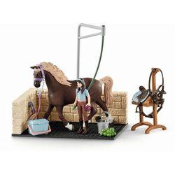 Box de lavage pour chevaux d'Emily et Luna - Horse Club