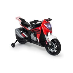 Moto électrique Honda Naked 12V rouge