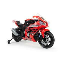 Moto électrique Honda CBR 12V rouge