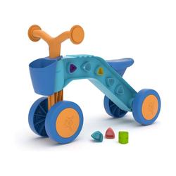 Porteur Itsibitsi Block bleu et orange