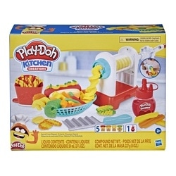 Pâte à modeler - Friterie Play-Doh Kitchen