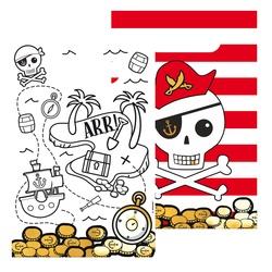 8 sachets pirates