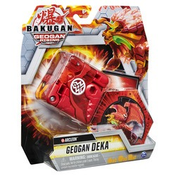 Bakugan - Pack de 1 Geogan Deka - Saison 3 Geogan Rising