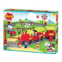 Train Vapeur - Abrick