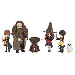 Harry Potter - Magical Minis - Pack de 4 figurines et leurs accessoires