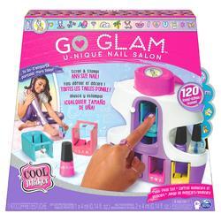 Cool Maker - Go Glam Nail Unique Salon - Machine à ongles avec vernis