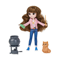 Harry Potter - Poupée Hermione Granger 20 cm et ses accessoires