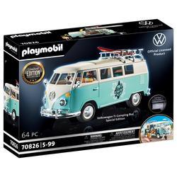 70826 - Playmobil Volkswagen - T1 Combi édition limitée