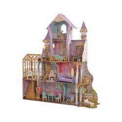 Château enchanté de poupée