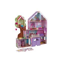 Maison de poupée cabane dans les arbres
