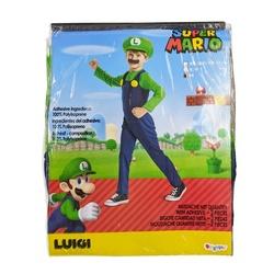 Déguisement Luigi 7/8 ans