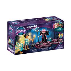 70803 - Playmobil Ayuma - Crystal Fairy et Bat Fairy avec animaux