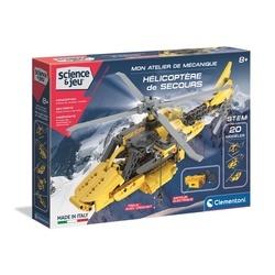Mon atelier de mécanique - Hélicoptère de sauvetage