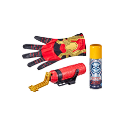 Gant lance fluide et eau - Spiderman