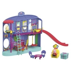 Le parc de Loisirs et 2 figurines - Peppa Pig