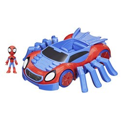 Arachno-bolide ultime Spiderman - Marvel Spidey and His Amazing Friends