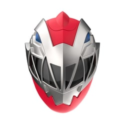 Masque électronique Ranger Rouge - Power Rangers Dino Fury
