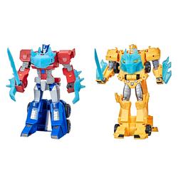 Figurine Bumblebee Cyberverse Adventures 25 cm Roll N' Change - Transformers