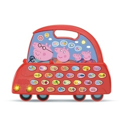 Peppa Pig - Mon Abécédaire interactif