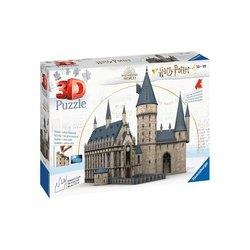 Puzzle 3D du château de Harry Potter