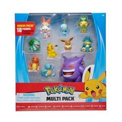 Pack de 10 figurines - Pokémon
