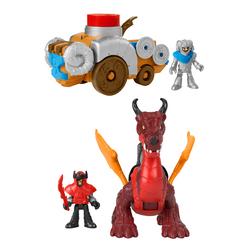 Jurassic World - La Colo du Crétacé Camion de Capture et Yaz