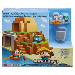Coffret Oasis transformable - Minecraft
